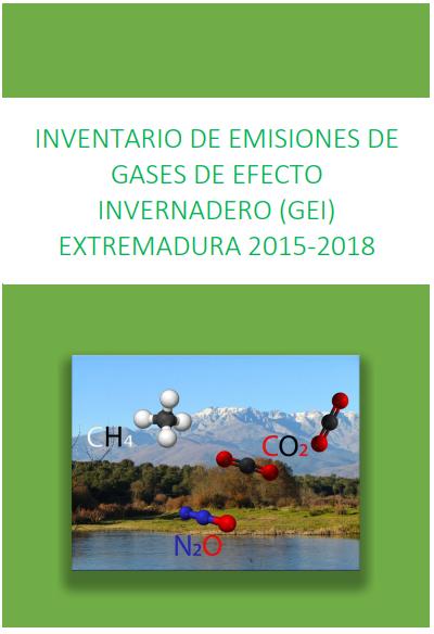 Informe Gases Efecto Invernadero 2015 - 2018