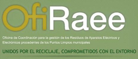 Plataforma Informática de Coordinación Logística para la Gestión de los Residuos de Aparatos Eléctricos y Electrónicos