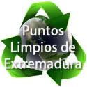 Logp de Puntos limpios y reciclaje