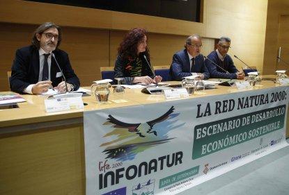 Inauguración de la Jornada de Participación Social sobre la red Natura 2000. Foto: EFE/Paco Campos