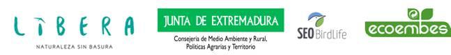 La Junta de Extremadura se une al proyecto LIBERA para luchar contra la basuraleza