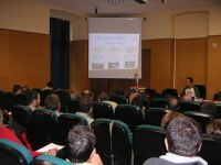 "Conferences happened on November 10, 17 2009 in Plasencia and Cáceres about the ES-0024 project ""ES0024 Forest procedures in fire degraded areas of the forest""."