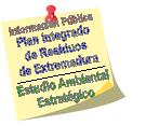 Información pública la versión preliminar del Plan Integrado de Residuos de Extremadura 2016-2022 y su estudio ambiental estratégico
